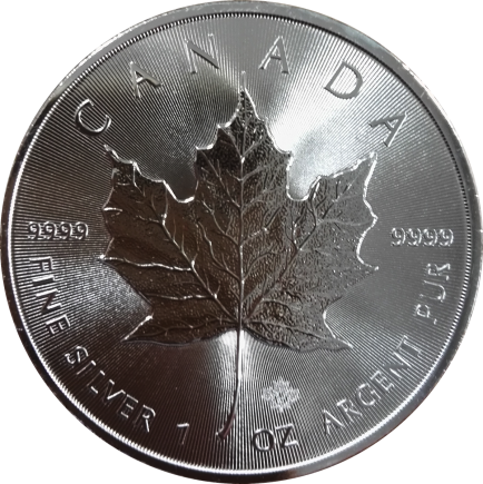 Maple Leaf (Canada) 1oz