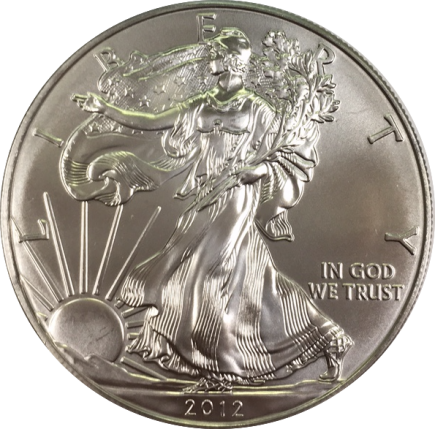 Silver Eagle (USA) 1oz