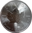 Maple Leaf (Canada) 1oz avers